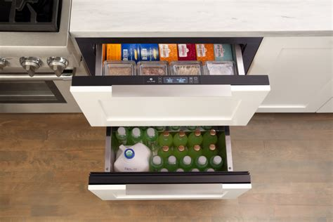 undercounter kitchen sinks undercounter refrigerator drawers for residential pros 3024