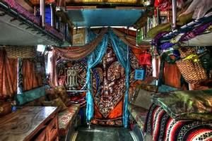 hippie bus RAGE