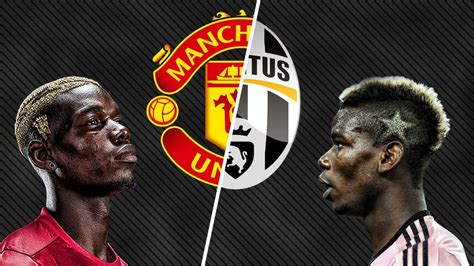 Paul Pogba  Juventus Vs Manchester United  Hd Youtube