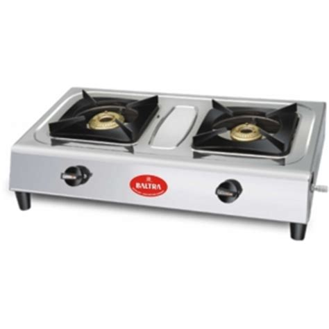 2 burner gas stove butterfly