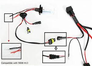 Hid Conversion Kit Wire