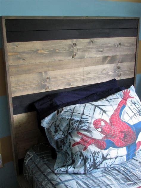 diy headboards for boys platform bed for boy s bedroom sawdust girl 174