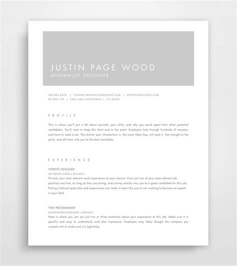 17 best images about resumes on curriculum