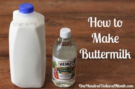 make buttermilk savvy housekeeping 187 make your own buttermilk