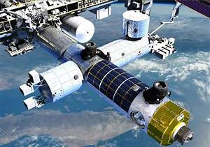 A private space station aims to become the first ...