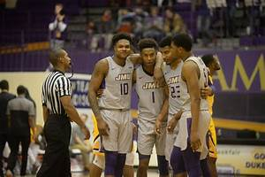 JMU men's basketball battles back to defeat Towson ...