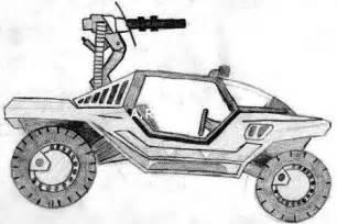 Halo Warthog Drawing Www Pixshark Com Images Galleries
