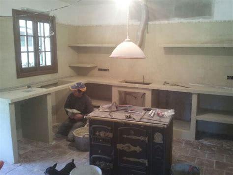 cocinas de cemento buscar  google espacios en cas