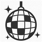 Disco Ball Icon Nightclub Svg Dance Event