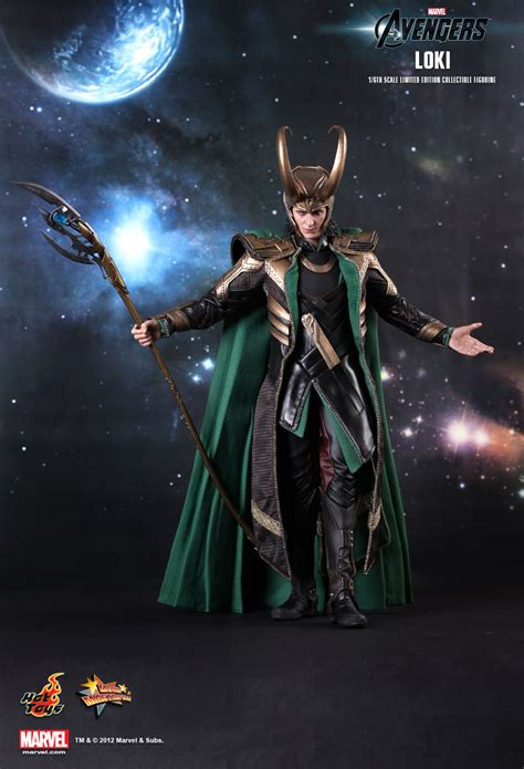 toys the loki 1 6th scale limited edition