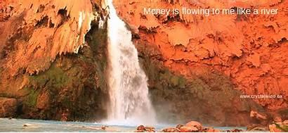 Waterfall Animated Gifs Nature Falls Fall Havasu