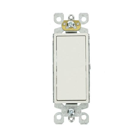 Leviton Decora Amp Way Switch White