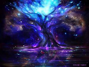 Yggdrasil by Derlaine8 on DeviantArt