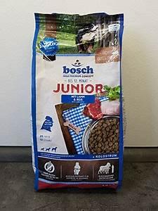 Bosch Junior Lamm Und Reis : bosch junior welpenfutter test ~ Orissabook.com Haus und Dekorationen