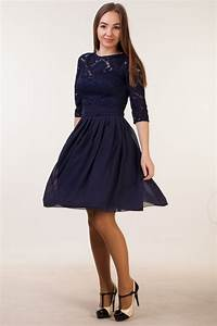 short navy blue dress with sleeves navy blue bridesmaid dress With robe de cocktail combiné avec bracelet en tissu