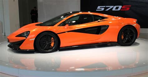 All Models by The Top 10 Mclaren Models Of All Time