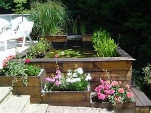 Plante Pour Bassin Extérieur : mon jardin aquatique ~ Premium-room.com Idées de Décoration
