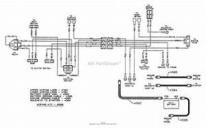 Dixon Ztr 5422  1996  Parts Diagram For Wiring Assembly