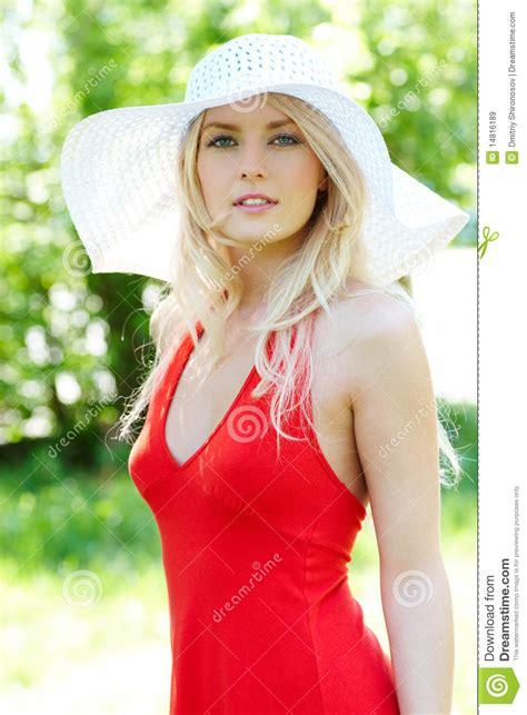 Glamorous woman stock image. Image of human, fashionable ...