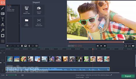 Movavi Video Editor Download (2021 Latest) for Windows 10 ...