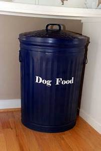 1000 ideas about dog food storage on pinterest dog food for Extra large dog food container