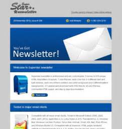 html newsletter design 35 outstanding html email newsletter templates vandelay design
