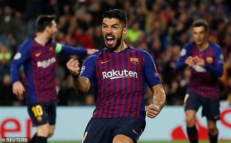 Ernesto Valverde Backs Luis Suarez Amid Champions League
