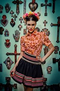 Best 25 Mexican Fashion Style Ideas On Pinterest