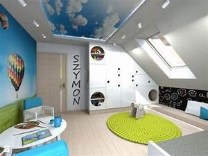 Fototapete Kinderzimmer Junge : kinderzimmer mit luftballons an der wand und himmel fotodecke jugendzimmer bedroom teenage ~ Yasmunasinghe.com Haus und Dekorationen