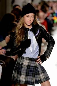 Ralph Lauren Fall 14 Children39s Fashion Show In Support Of