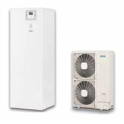 Pac Air Eau : pompe chaleur air eau ~ Melissatoandfro.com Idées de Décoration