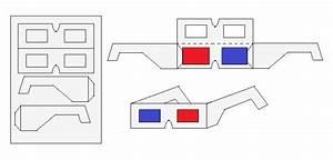 3d Wandgestaltung Selber Machen : 3d brille selber machen anleitung ~ Sanjose-hotels-ca.com Haus und Dekorationen