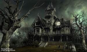 Creepy Houses ~ Damn Cool Pictures