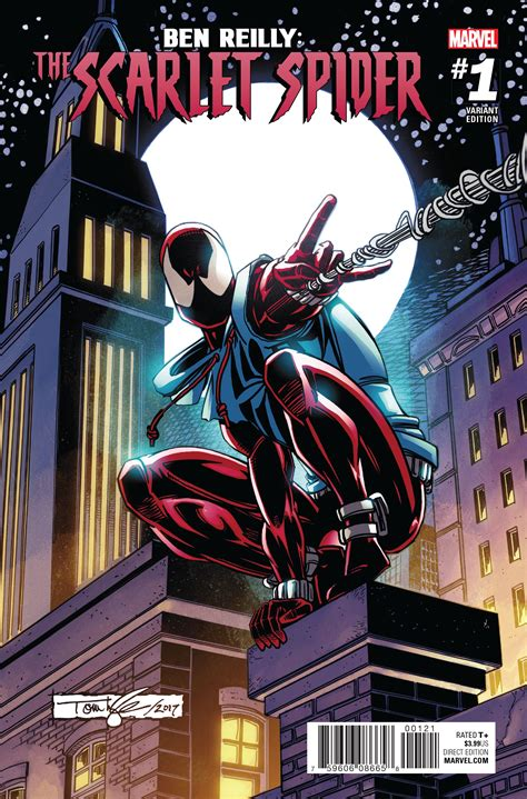 ben reilly  scarlet spider  lyle cover fresh comics
