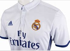 adidas Real Madrid Jersey 201617 Real Madrid Home Jerseys