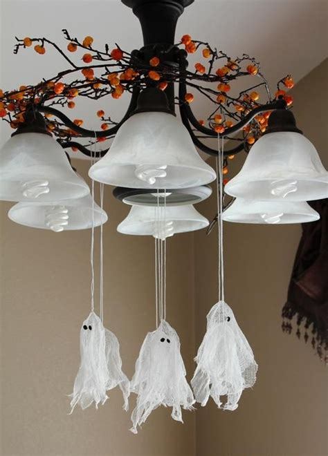 Homemade Halloween Decorations  Cool Ideas For A Festive