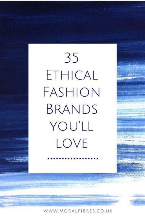 35 Ethical Clothing Brands For Women  Moral Fibres  Uk