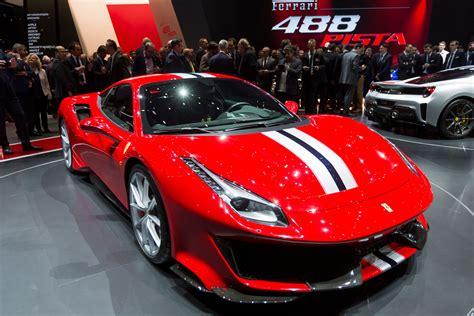 electric cars ferrari  testing  hybrid supercar quartz
