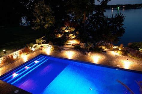 de nuit exterieur 201 clairage piscine 56 id 233 es et conseils pour la sublimer archzine fr