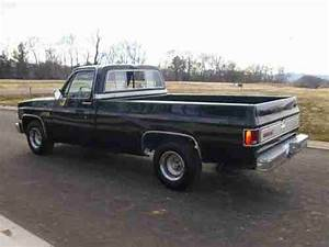 Sell Used 1986 Gmc C1500 Base Standard Cab Pickup 2