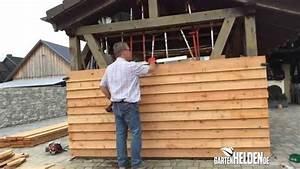 Wand Verkleiden Mit Holz : carport mit holz verkleiden ~ Sanjose-hotels-ca.com Haus und Dekorationen