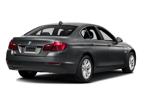 Bmw 5 Series Sedan Picture by 2016 Bmw 5 Series Sedan 4d 528xi Awd I4 Turbo Pictures