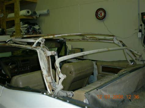 convertible tops replacements  repairs merrillville indiana
