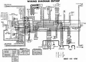 cb 750 1991 color wiring diagram and cb750 wellreadme With 1979 honda cb750k wiring diagram