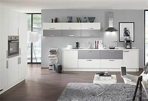 Farbe Für Küchenfronten : k chen k chenfronten in grau hellgrau ~ Sanjose-hotels-ca.com Haus und Dekorationen