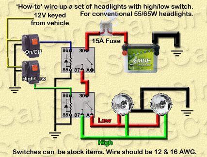 wirefuse size relay explanations jeepforumcom jeep