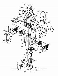 Powermate Formerly Coleman Pm0557523 9 Parts Diagram For