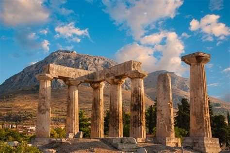Archaeological Site of Ancient Corinth - GTP