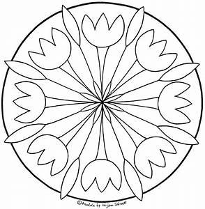 Mandala Malvorlagen Pdf 31273 Kevinduffyinfo