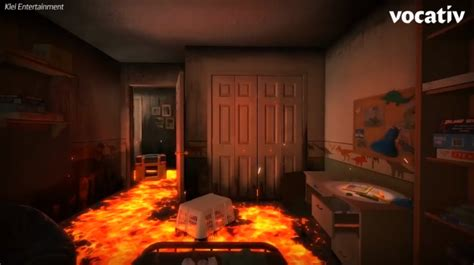 lava l floor the floor is lava is now a video game vocativ